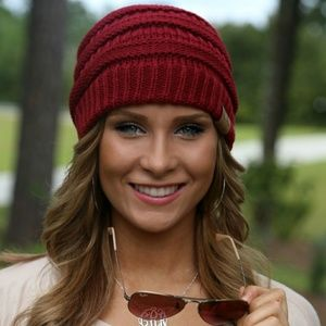 Accessories - Winter 2 Slouchy oversized  beanies